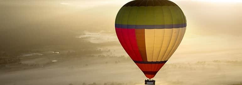 Balloon Flight Winners – Up Up and away
