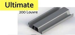 Louvre Design Ultimate louvre 200
