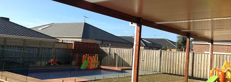 Verandah Alfresco - Deck at Point Cook