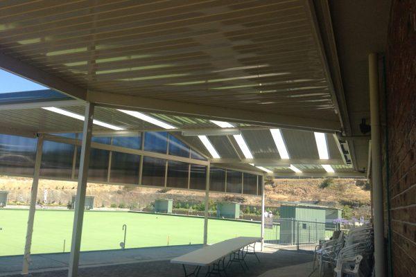 3 Colorbond Victory Gable -Berwick Bowling Club - Berwick