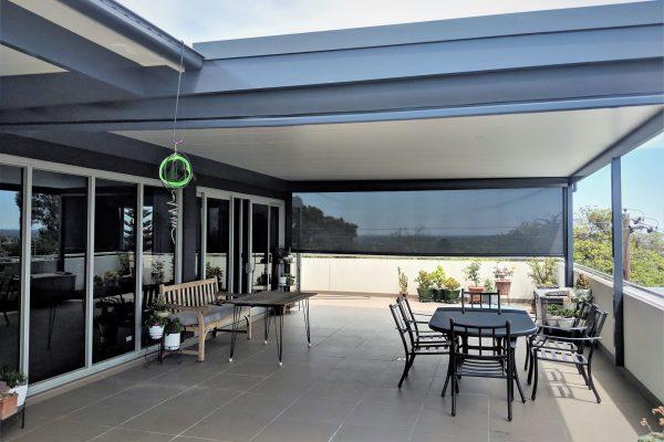 Insulated Roof Top Verandah - Manningham Road Doncaster - P2